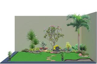 Desain Taman Surabaya 4 - www.jasataman.co.id
