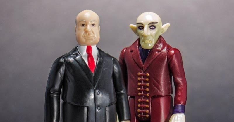 """Nosferatu Reaction Figure 3.75/"""" Count Orlok Vampire Vampire"""