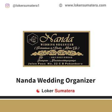 Lowongan Kerja Pekanbaru, Nanda Wedding Organizer Juli 2021