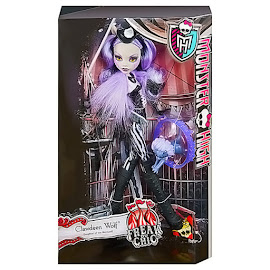 MH Freak Du Chic Clawdeen Wolf Doll