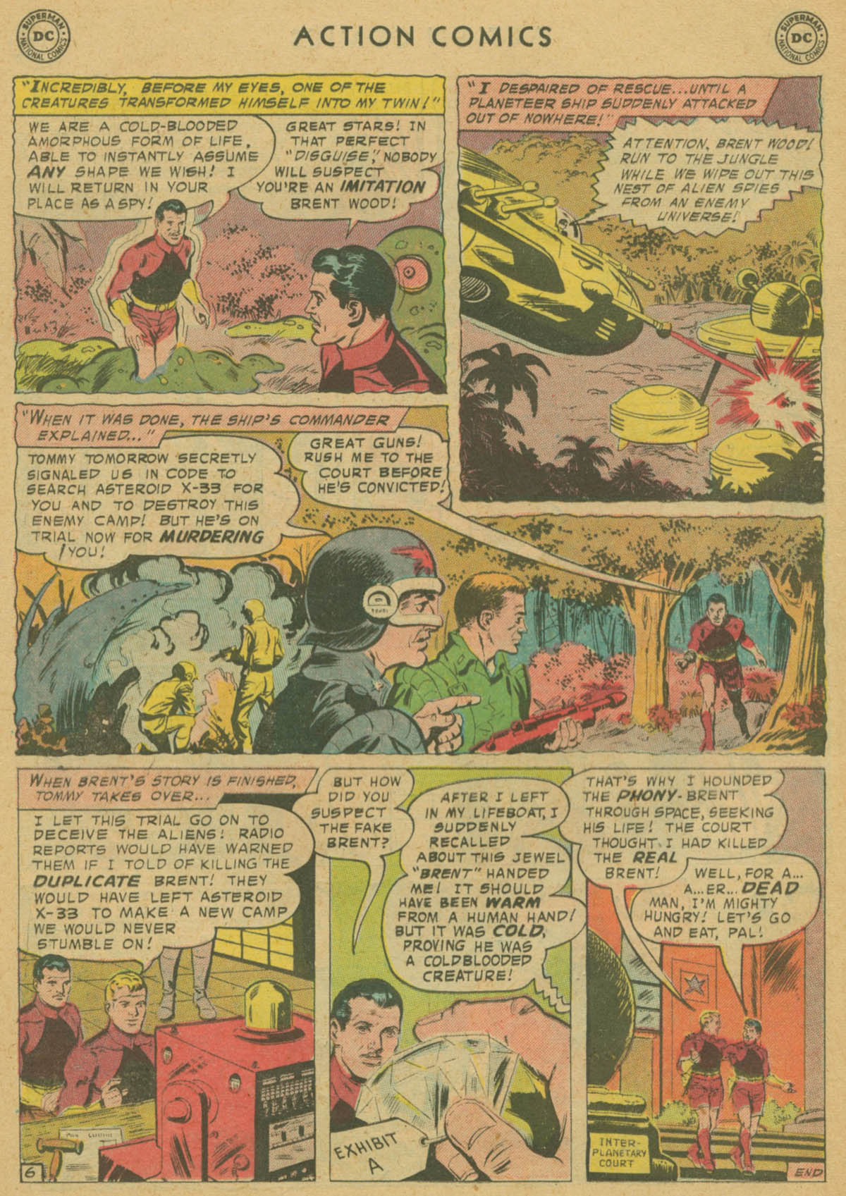 Action Comics (1938) 240 Page 21