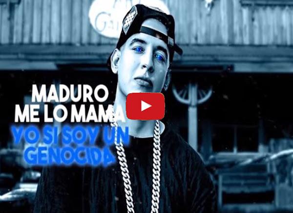 Daddy Yankee puso a Maduro a chupar en su nuevo tema