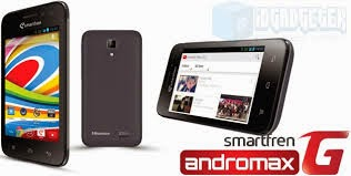 Smartfren Andromax G,Android Penerus Smartfren Andromax C