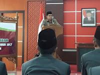 Walikota Blitar Lepas Kafilah MTQ Provinsi Jatim 2017