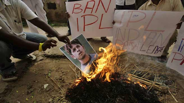 SC dismissed PIL into the IPL spot fixing scam