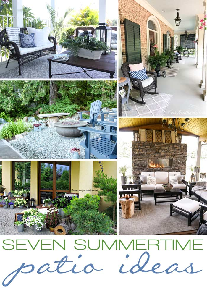 Patio Ideas for Everyone