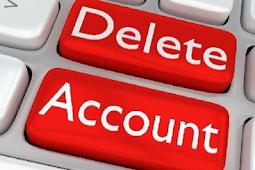How Delete Facebook Account