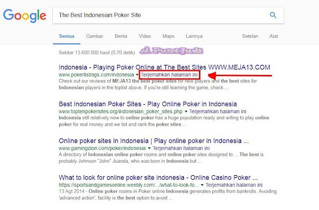 Memanfaatkan Google Terjemahan