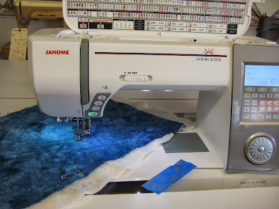 free motion on Janome MC8900