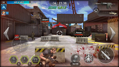 Download Point Blank Mobile Versi 1.2.1 Apk Terbaru for Android