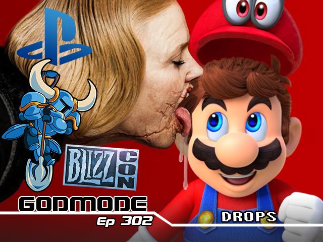 GODMODE 302 - DROPS