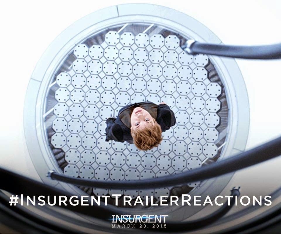 Divergent Series: Insurgent Reaction