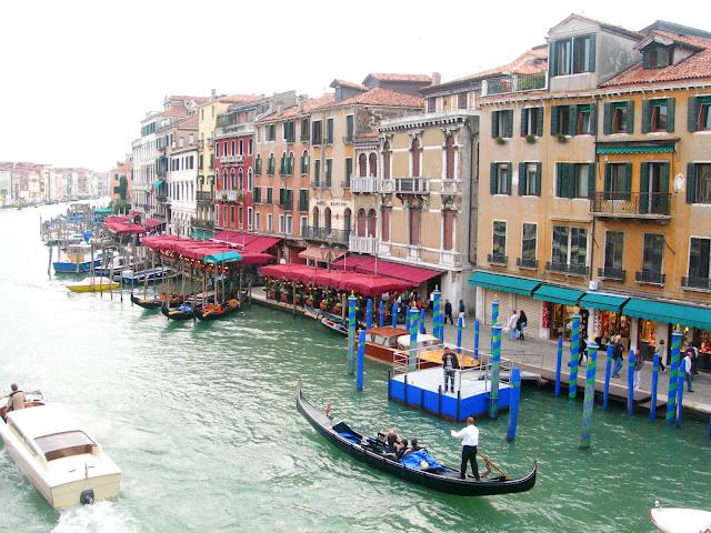 agua ciudad hundida canales