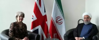 The UK's Foreign Minister Jeremy Hunt visits Tehran to discuss  the nuclear deal that Iran agreed to sign with six world powers back in 2015.