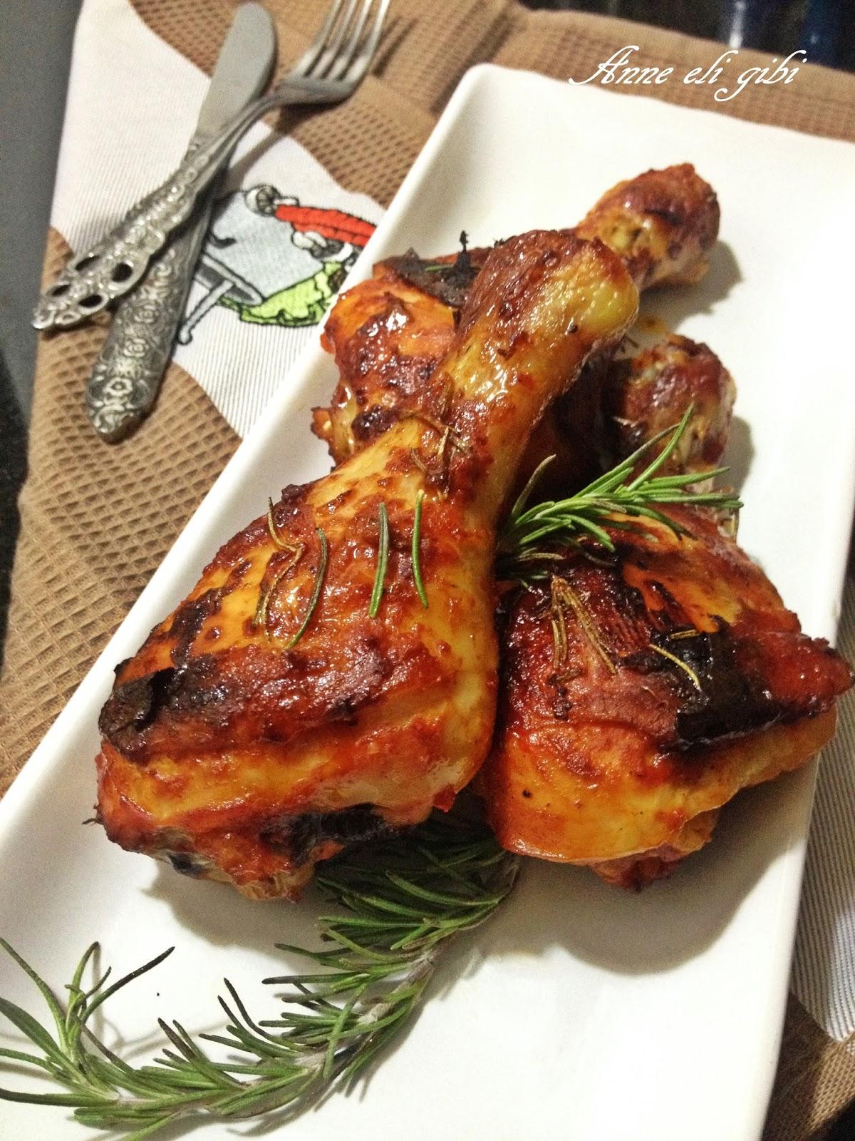 Fırında Tavuk Baget Videosu 23