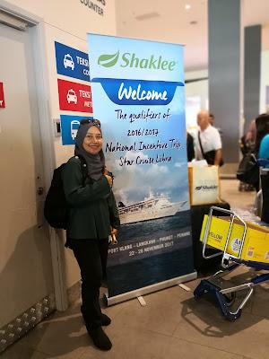 shaklee trip cruise