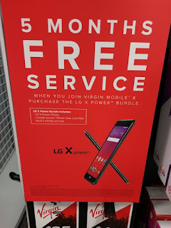 Virgin Mobile 5 Months Free Service