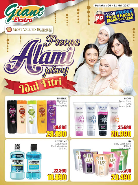 Katalog Giant Beauty Fair Extra