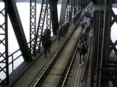Góra Kalwaria - most kolejowy