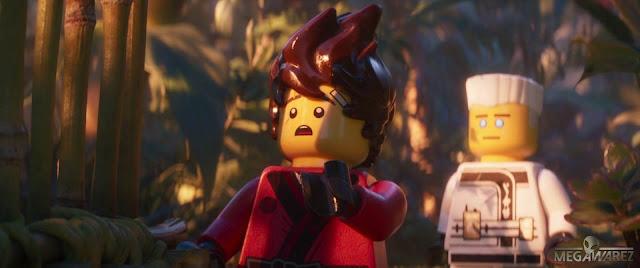 Lego Ninjago La Pelicula imagenes