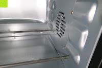 Stäbe: Andrew James – 23 Liter Mini Ofen und Grill mit 2 Kochplatten in Schwarz – 2900 Watt – 2 Jahre Garantie