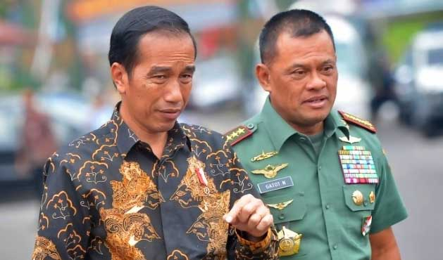 Panglima Gatot Dinilai Cocok Jadi Cawapres Jokowi, Tetapi...