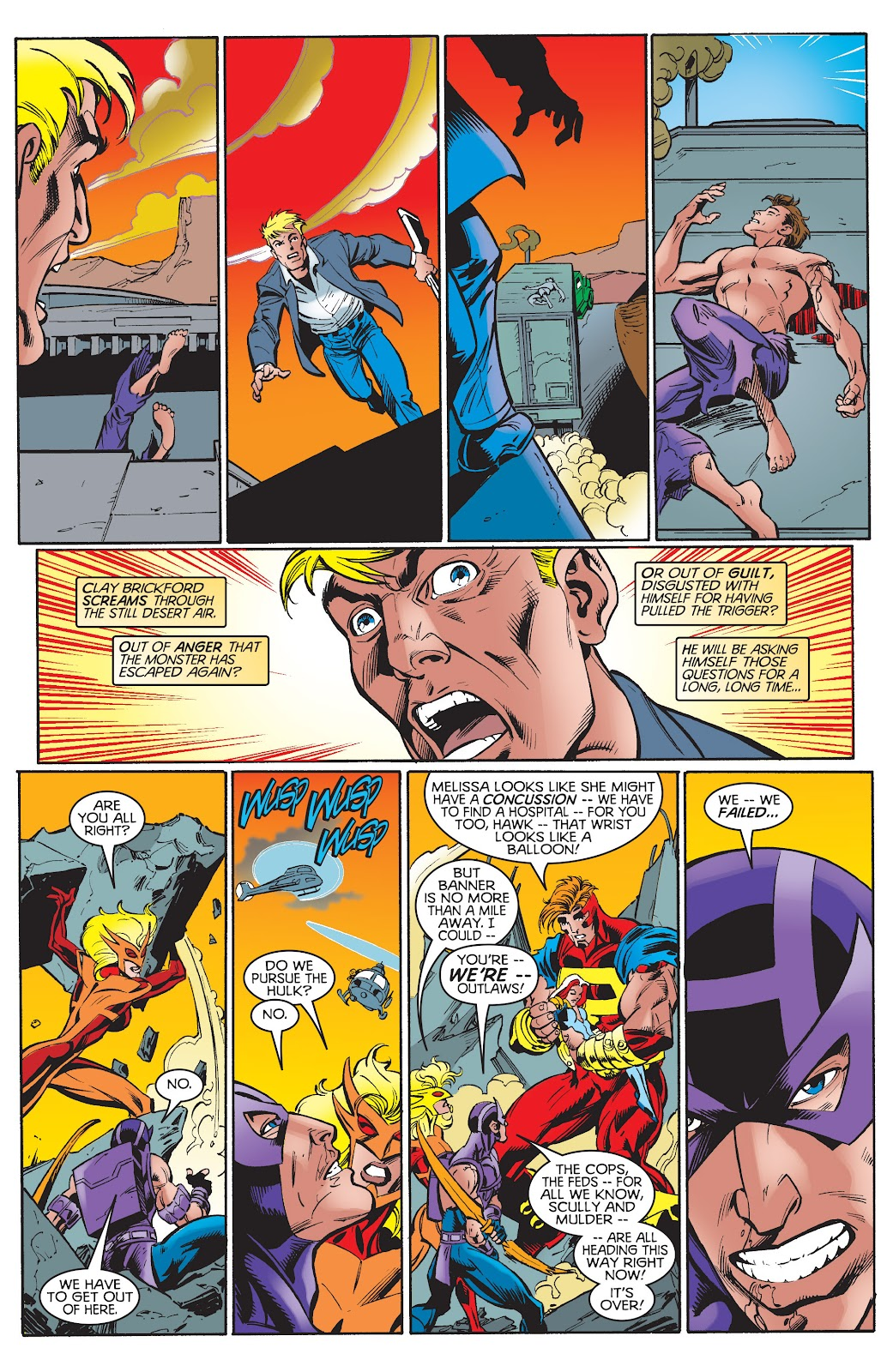 Read online Hawkeye & The Thunderbolts comic -  Issue # TPB 1 (Part 3) - 95