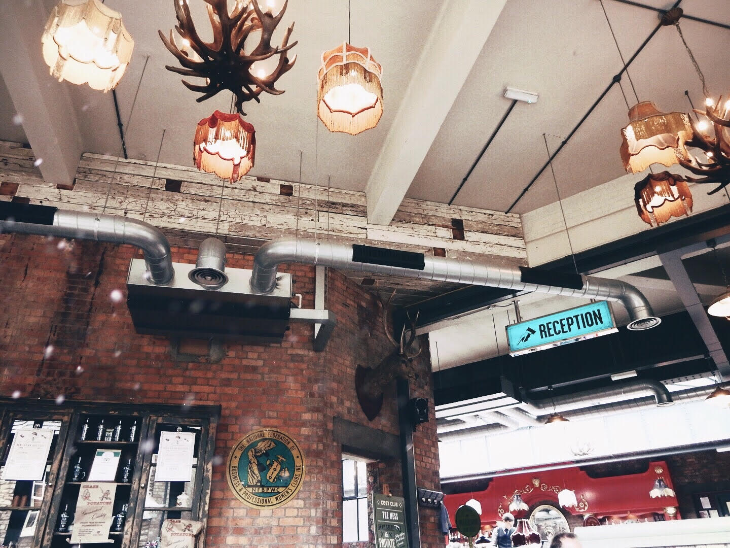 RESTURANT REVIEW: COSY CLUB, STAMFORD | Styled by Charlie