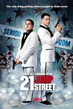 21 Jump Street Hollywood Movie 2012 Online Jonah Hill  Channing Tatum First Look Poster