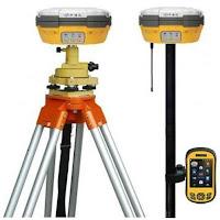 GPS GEODETIK GNSS RTK SYSTEM Hi Target V-30 RTPS