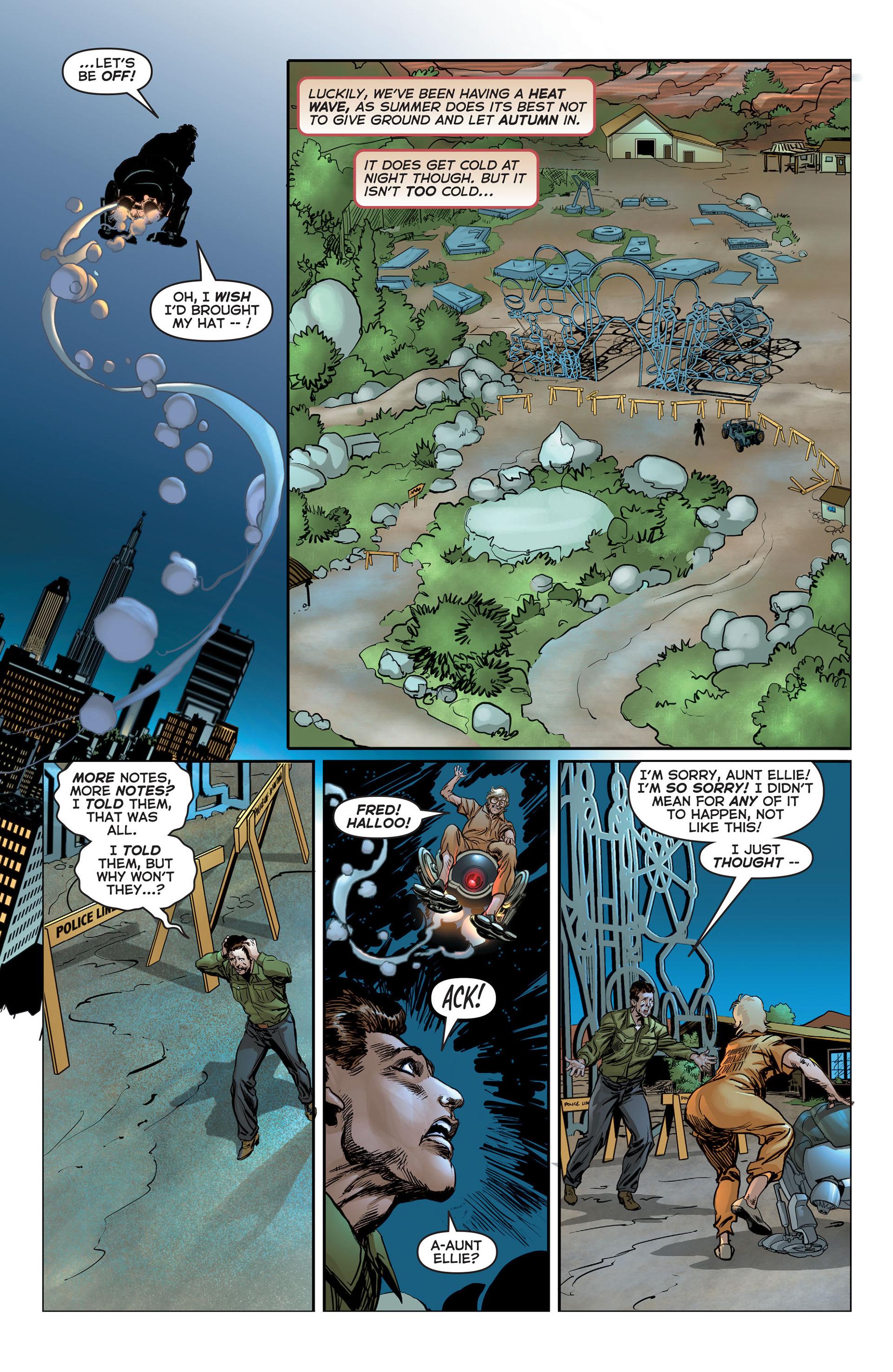 Read online Astro City comic -  Issue #15 - 9