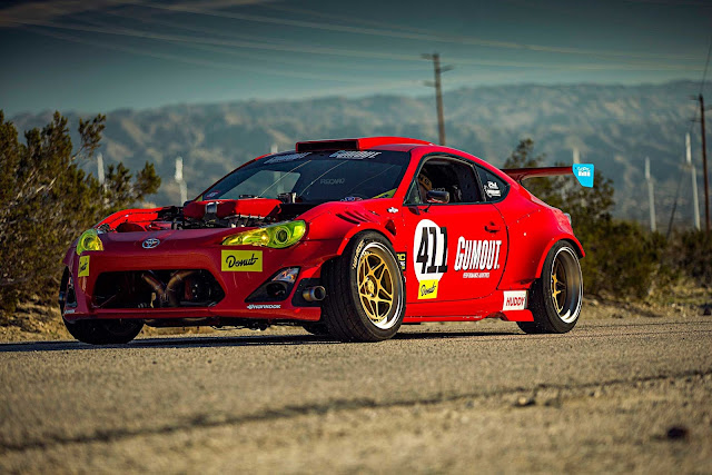 Toyota GT4586 Drift Car - #Toyota #GT86 #Drift_Car #tuning #motorsport