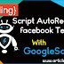 Script AutoReaction Facebook Googlescript Terbaru