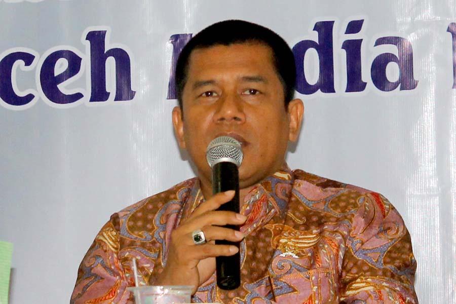 Muslim Ayub Soroti Over Kapasitas Lapas Aceh
