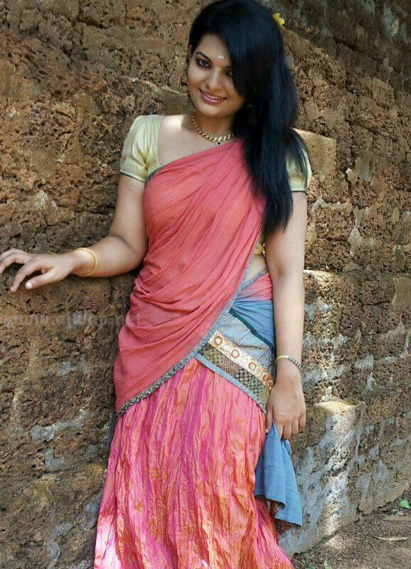 Sandra Thomas Malayalam Actress And Mallu -2699