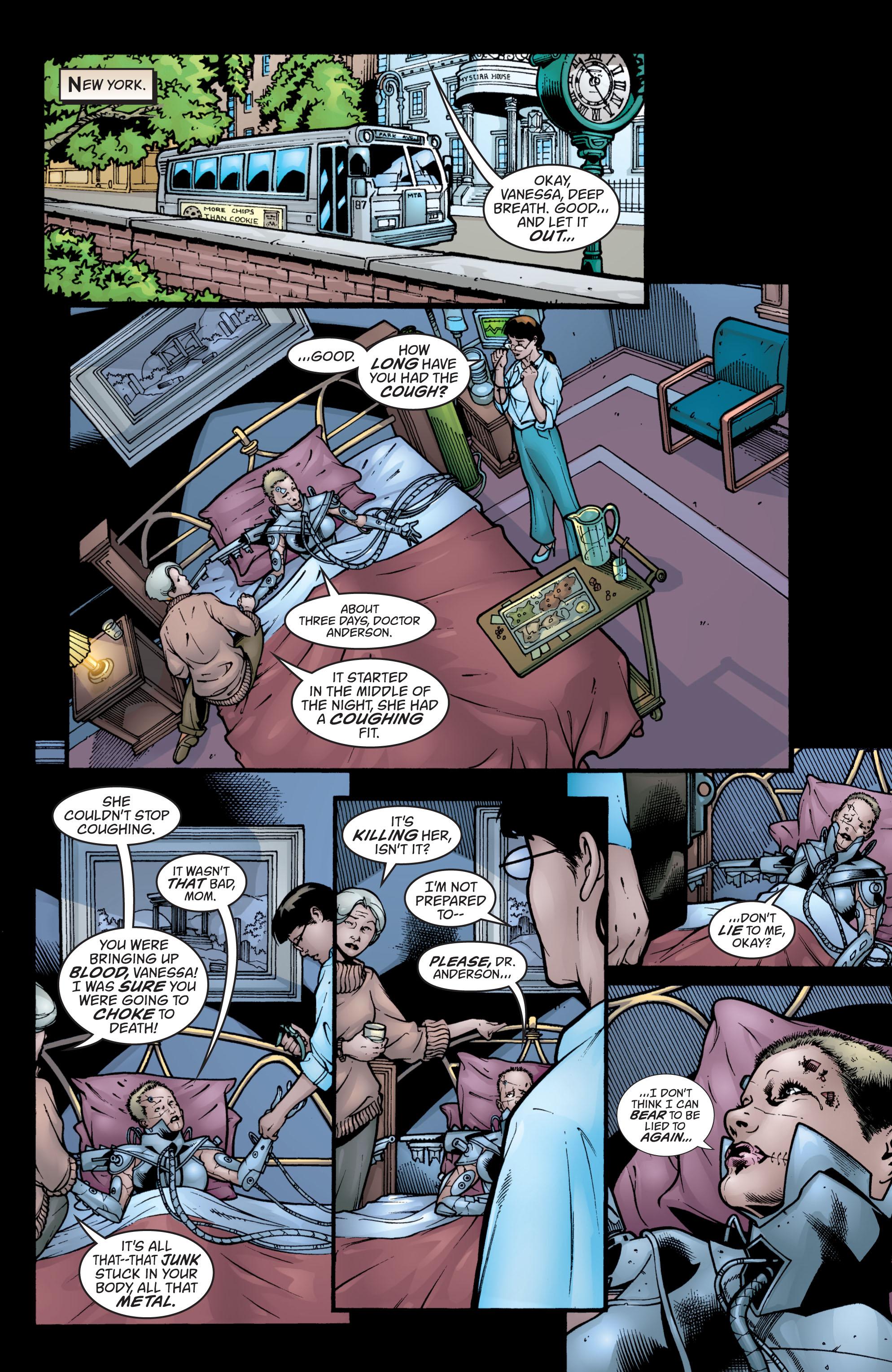 Read online Wonder Woman (1987) comic -  Issue #206 - 7