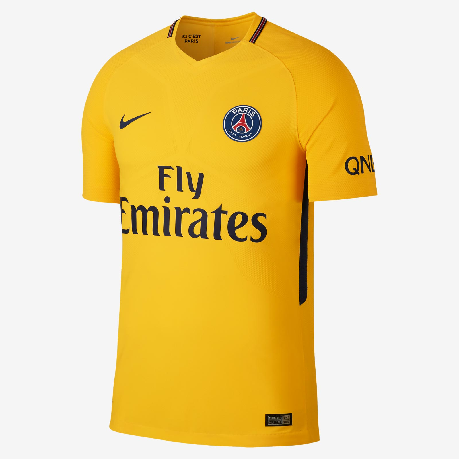 paris saint germain 17 18 away kit revealed footy headlines. Black Bedroom Furniture Sets. Home Design Ideas