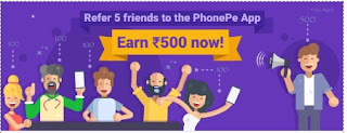 PhonePe Best Recharge & Cashback Offers 2018 tricksstore