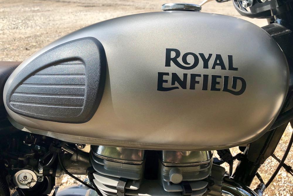 Essai Royal Enfield Bullet IMG_4446