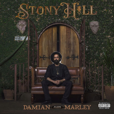 Damian Marley - Stony Hill - Album Download, Itunes Cover, Official Cover, Album CD Cover Art, Tracklist