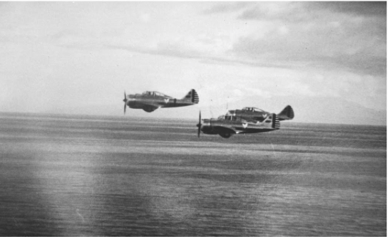 P-35A fighters 8 May 1941 worldwartwo.filminspector.com