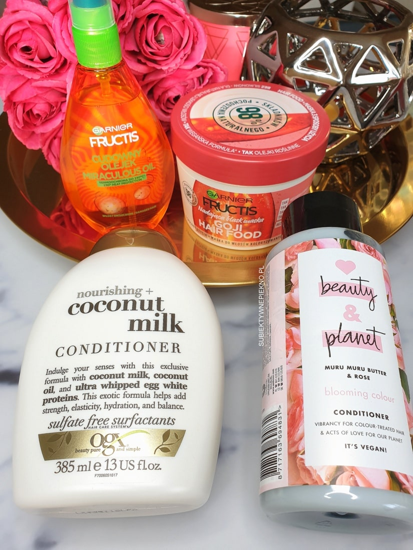 Nowości marzec 2019 | Dużo produktów do włosów i woski YC z USA