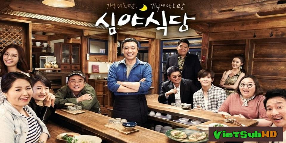 Phim Quán ăn đêm (Bản Hàn) Hoàn tất (20/20) VietSub HD | Midnight Diner (Korean) / Late Night Restaurant 2015