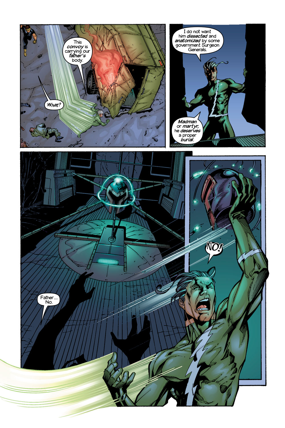 Read online Ultimate X-Men comic -  Issue #1/2 - 10