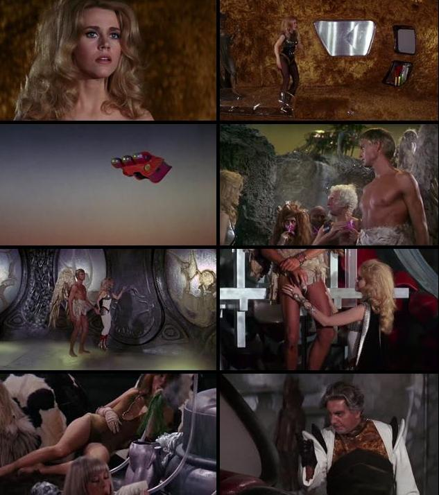 Barbarella 1968 Dual Audio Hindi 480p BluRay