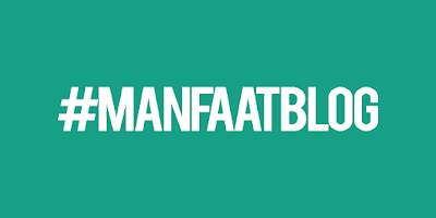 manfaat membuat blog