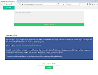 Enc_RobinHood Ransomware site сайт