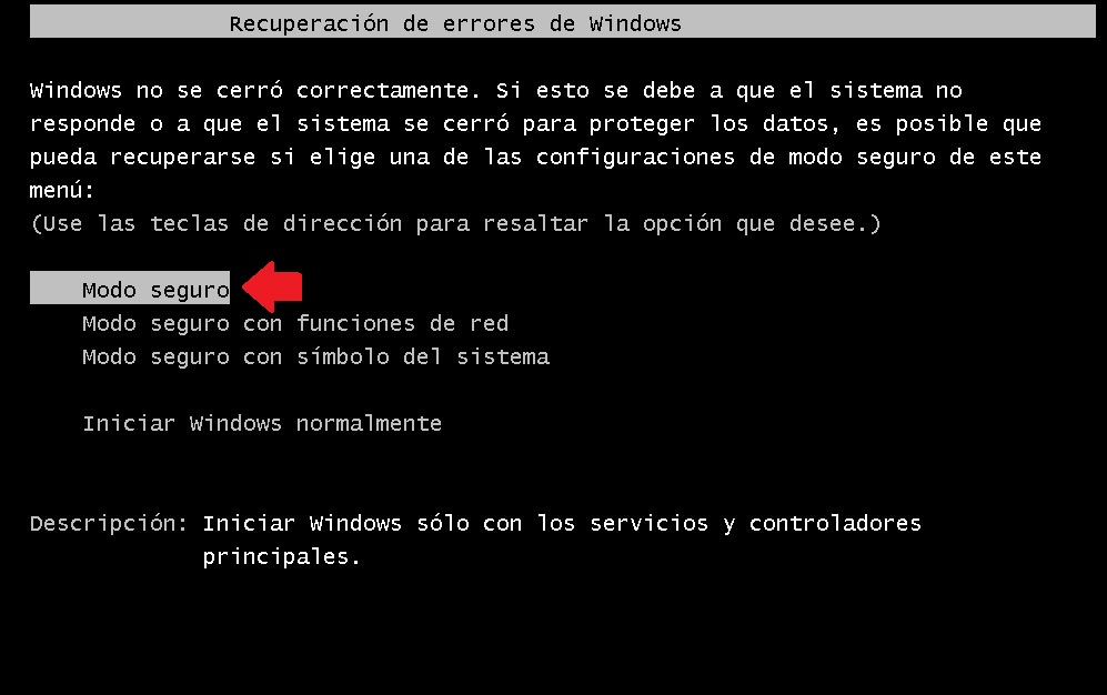 como eliminar una actualizacion en windows 7