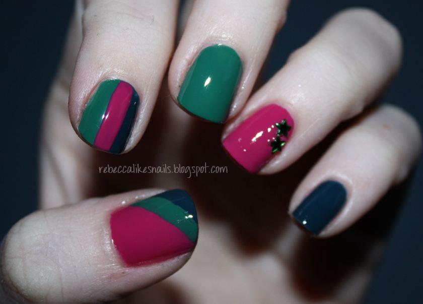 Solid Color Nail Designs | Nail Designs, Hair Styles ...