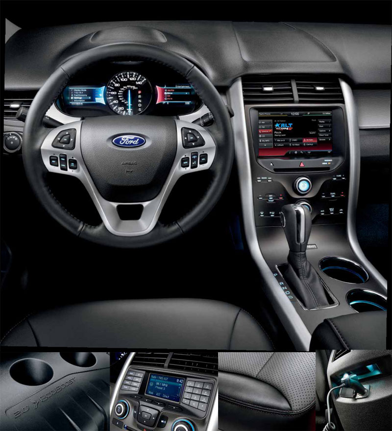 Ford 2013 Ford Edge Sel